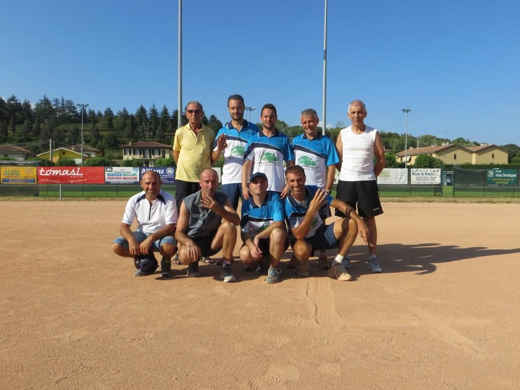2015 vittoria campionato provinciale serie D e quarta vittoria consecutiva del campionato provinciale